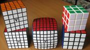 Продам головоломки 8х8х8,  6х6х6,  5х5х5,  3х3х3.Цена $100.Т: 87019540200