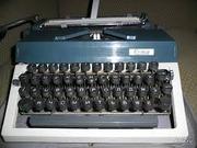 печатная машинка ГДР