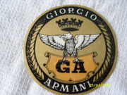 Наклейка Giorgio Armani